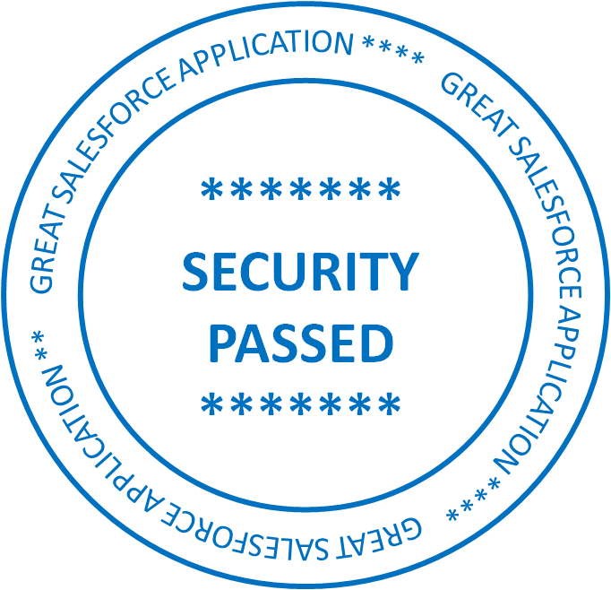 Salesforce.com Security Review Passed
