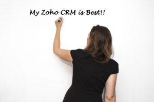Zoho CRM best practices