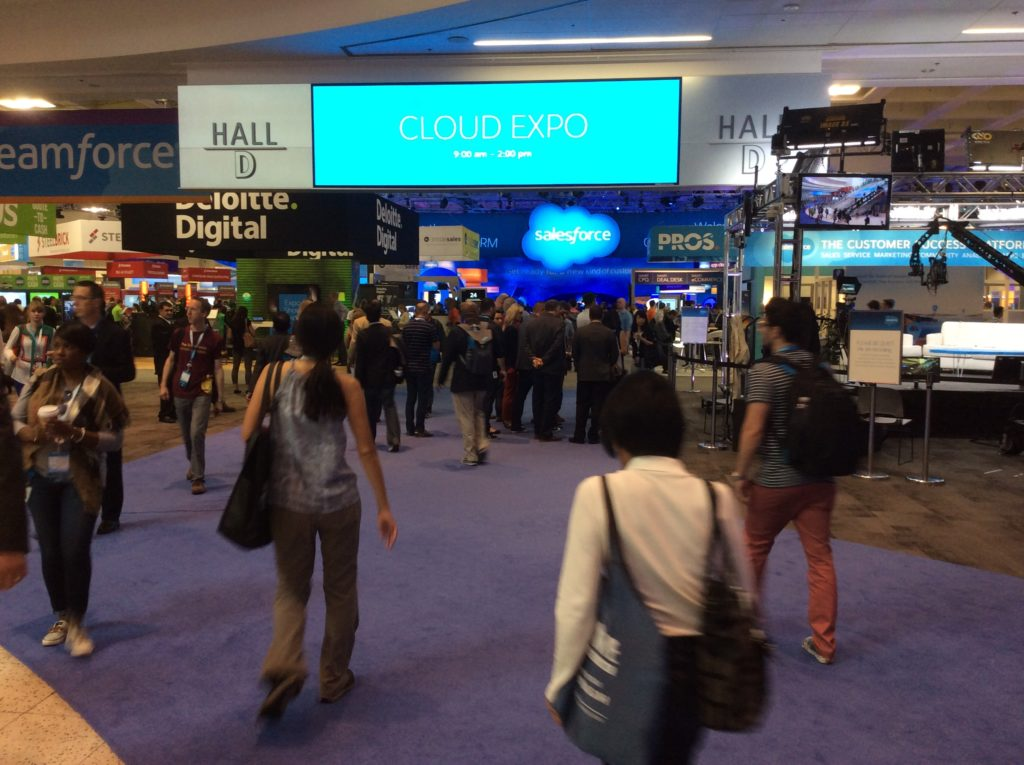 Tips for getting best out of Dreamforce