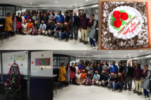 New Year 2019 at Dhruvsoft