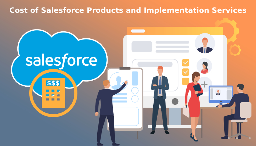 Salesforce implementation cost