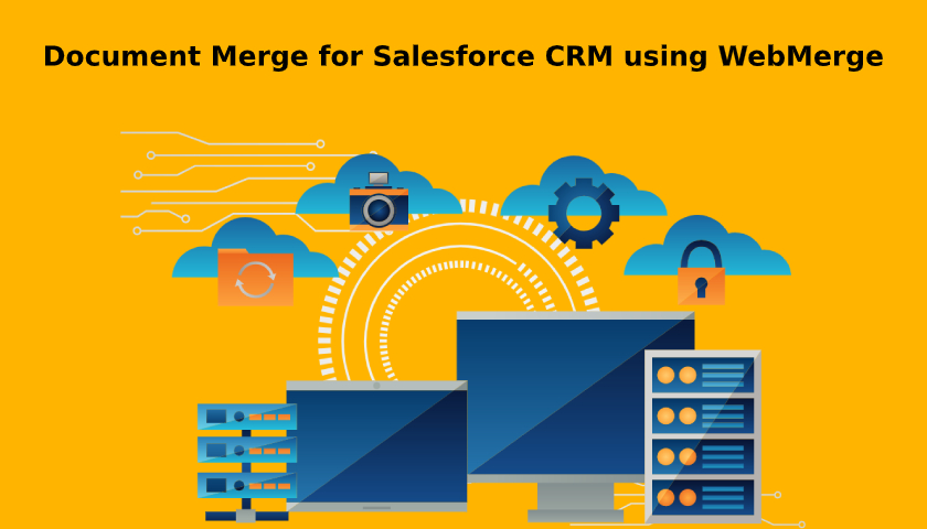 Document Merge for Salesforce CRM using WebMerge