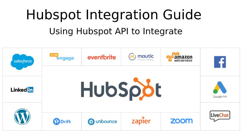 Hubspot Integration Guide  Using Hubspot API to Integrate