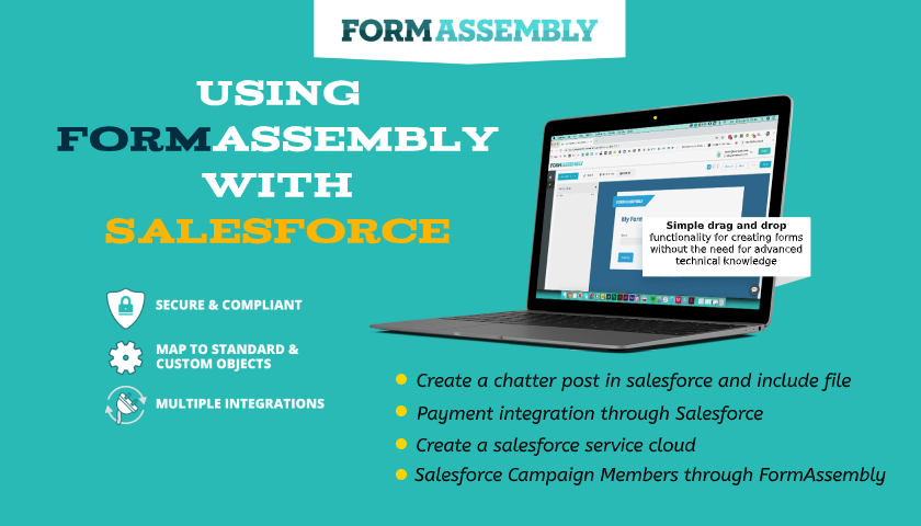 Using Form Assembly with Salesforce