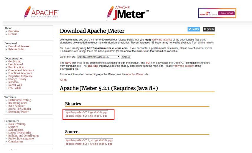 Jmeter Install process