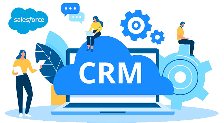 Salesforce CRM Software Increase Your Company's Sales