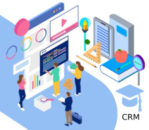 crm for Education and Immigration Industry