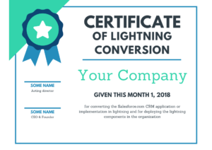 Lightning Conversion Services Offshore India