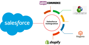 Salesforce Integration with Ecommerce Platforms