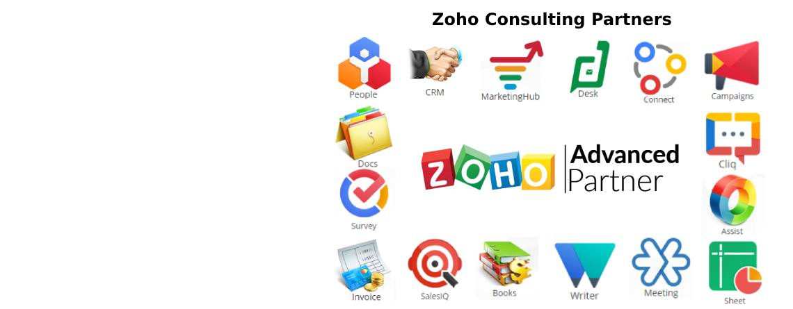 Zoho Consulting partners