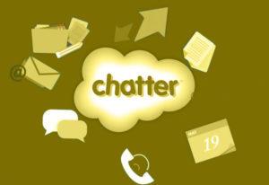 salesforce chatter implementation