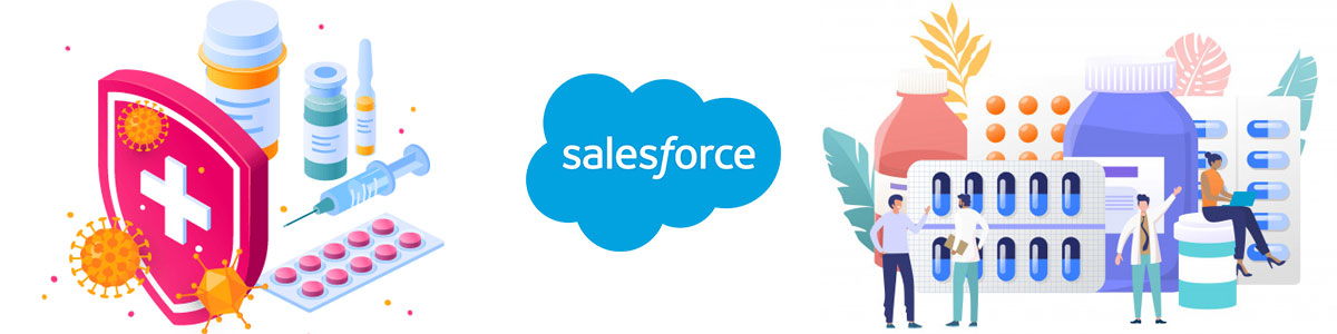 Salesforce CRM for Pharmaceutical Industry