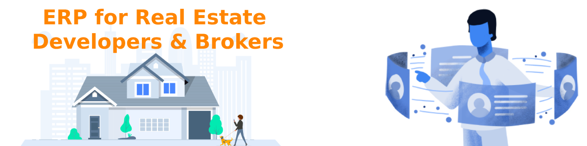 ERP for Real Estate Developers, Brokers