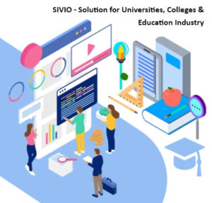SIVIO - Solution for Universities, Colleges and Education Industry