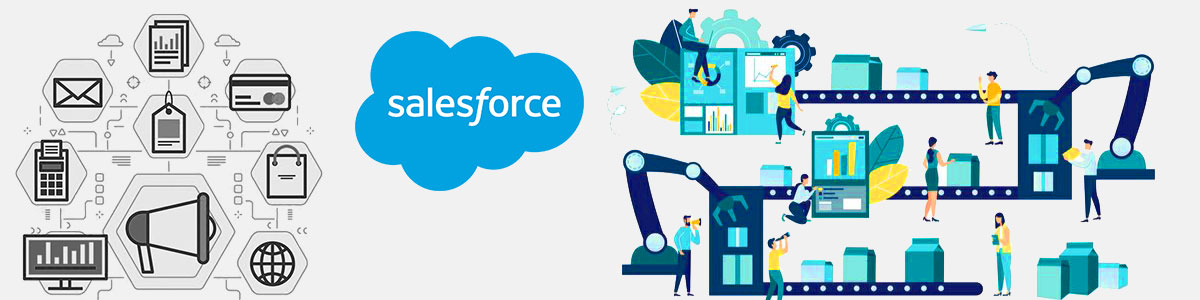 Salesforce CRM for Technology Industry